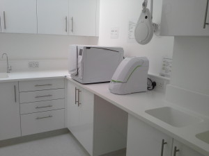 Central Sterilization Room