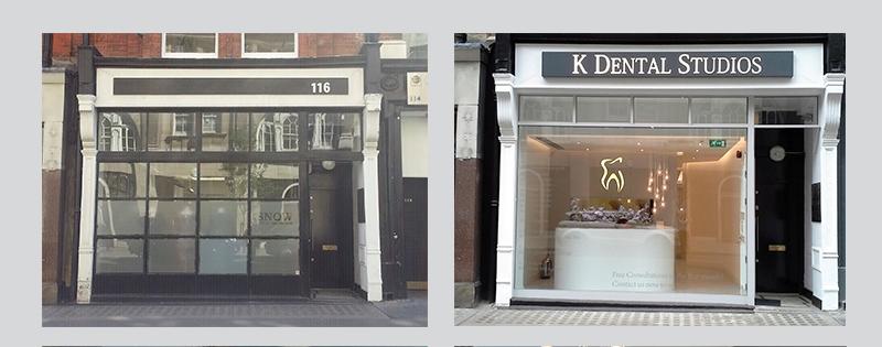 KDS Shopfront